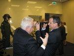 Wiceminister Gawlik z wizytą w siedzibie PCO S.A.